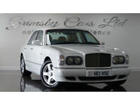 Private Chauffeur with Bentley Arnage available