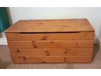 Toybox/Wooden Chest