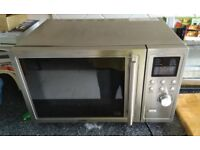 Delonghi combi microwave and grill ag820agh