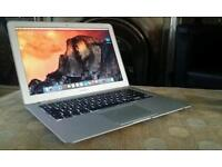 Macbook air 13 Os x rebooted backlit keyboard