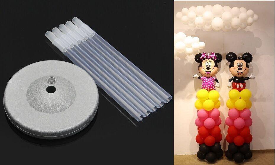Balloon Column Base Stand Display Kit Wedding Birthday Party