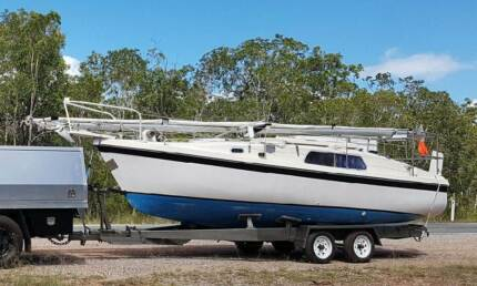 Clifton 23ft Trailer Sailer