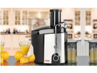 Used once - Cooks Professional Slow Juicer