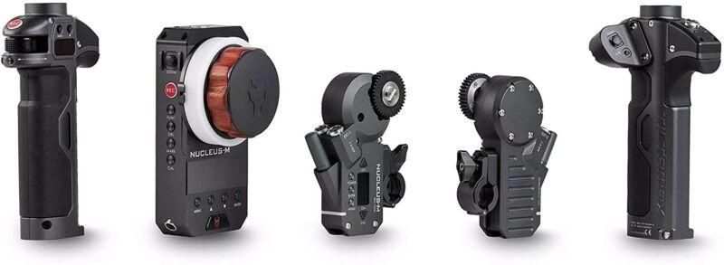 Tilta Nucleus-m Wlc-t03 Wireless Lens Control System 2.4ghz