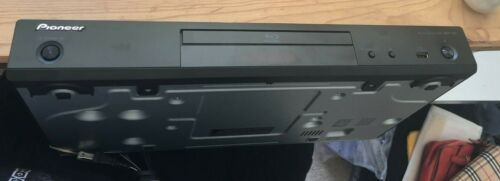 Pioneer BDP-140 Blu-Ray Disc Player with clean remote