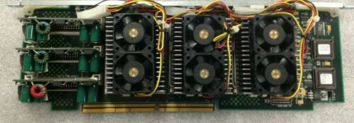 Unisys ALR Gateway 6x6 Tri CPU Card with 3 Pentium Pro 200 1MB Cache SL25A Procs