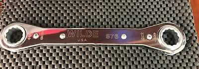 58 X 1116 Ratcheting Box Wrench Wilde