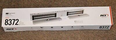 Rci Rutherford Controls 8372-2dssscs Double Door Mini-mag Lock Wstatus
