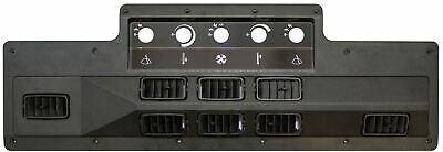 John Deere Ac Control Bezel - Black Fits 4030 4040 4440 Replaces Oem Ah118028