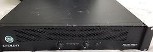 Crown XLS 402 Professional Stereo Amplifier