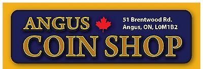 Angus Coin Shop