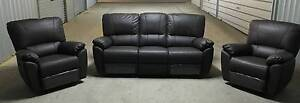 BRAND NEW 3 PIECE LEATHER LOUNGE SET Liverpool Liverpool Area Preview