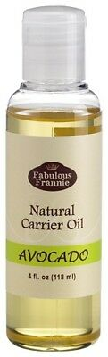 AVOCADO Pure Carrier Oil 4oz Base Aromatherapy, Essential Oil or Massage B3G1