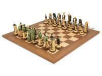 [PRISTINE CONDITION] Sherlock Holmes Chess Set