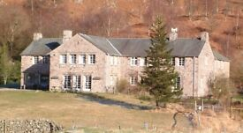 YHA Eskdale Working Holiday 5-9 February