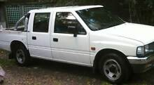 1993 Holden Rodeo Ute Black Mountain Noosa Area Preview