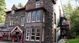 YHA Buttermere Working Holiday 20-24 November