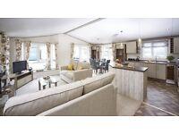 Luxury Sea View Lodge For Sale. Cliff Top Setting with Stunning Views, between Berwick & Edinburgh