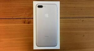 Apple iPhone 7 Plus - 256GB Storage Capacity - Sealed in the Retail Box