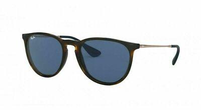 Ray Ban Erika Women Sunglasses RB4171 639080 54 Tortoise / Blue (Blue Sunglasses Women)