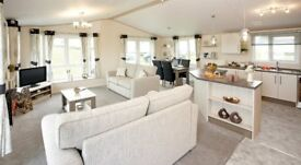 LUXURY LODGES FOR SALE AT CRESSWELL TOWERS HOLIDAY PARK ON THE NORTHUMBERLAND COASTLINE NE61 5JT
