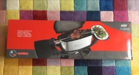 Weber BBQ Rotisserie Q 2000 Series Brand New