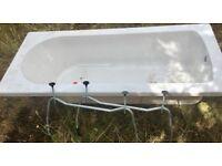 Brand new & unused bath 1700 x 750 mm