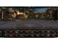 account WOT world of tanks PREMIUM TANKS PRICE CAN BE NEGOTIATED