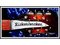 Rickenbacker 12-string guitar