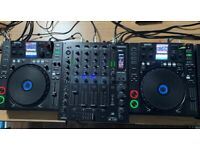 Reloop RMX-60. DJ 4 Channel Mixer. Similar to Pioneer DJM-900. In Pristine Condition