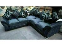 🔵💖🔴BRAND QUALITY 🔵💖🔴SHANNON SOFA- FAUX LEATHER SHANNON CORNER/3 2 SEATER