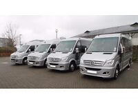 Bargain Prices On London Coach Hire & Minibus Hire With Driver - Get Free Quote