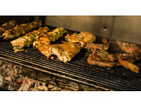 Experienced Grill Chef Wanted for Greek Restaurant