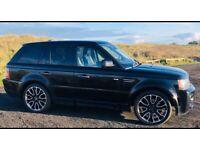 Range Rover Sport HSE Overfinch GTS