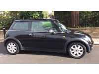 2003 MINI COOPER ONE LEATHER TRIM SERVICE RECORDS GOOD CONDITION MINI COOPER ONE S