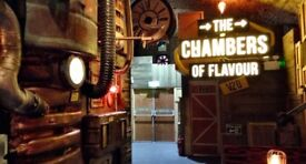 2 x Chamber of Flavour Tickets for food and drink enthusiasts - £65