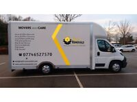 Denholme House & Office Removals and Clearance Service, Man and Van services