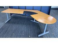 IKEA Galant Executive Desk in good condition