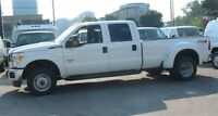 2012 Ford F-350 crewcab 4x4 diesel dually