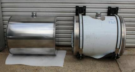 NEW 200 LITRE HYDRAULIC OIL TANK