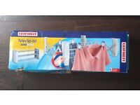 Wall mounted clothes drier - Teleclip 60
