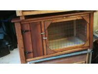 rabbit hutch or ferrets
