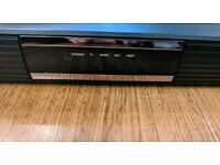 Humax PVR 9150T Freeview+ TV Recorder 160GB HDD SCART Twin Tuner Black