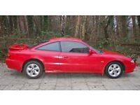 Mazda MX6, Coupe V6. 24 valve. 2 litre petrol. Manufactured 1992. Imported 1999.