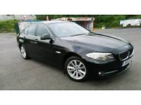 BMW 520 SE AUTOMATIC 2010 60 REG WIDESCREEN NAV FSH