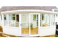 Double glazed conservatory/sun lounge for sale, very good condition.