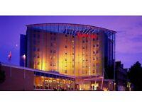 WAITER/ESS (maternity leave) for the London Marriott Hotel Kensington