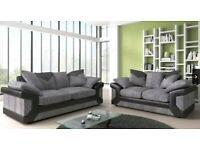 🤓Brand new Dino Sofa 3+2 Sofa set or Corner suite 😎