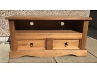 Mexican pine sideboard TV unit