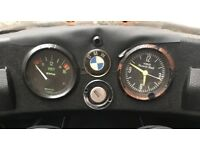 BMW R80 RT Clocks